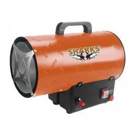 Sharks SH 15kW Plynová horkovzdušná turbína
