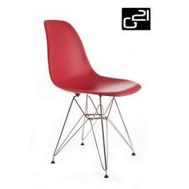 G21 Teaser Red 51736 Designová židle