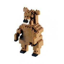 Brixies Stavebnice Medvěd hnědý