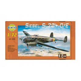 Směr slepovací model Siebel Si 204 D E 1:72