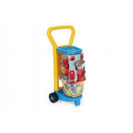 Wader Vozík s nářadím plast 60x2s doplňky v síťce