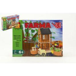 Stavebnice Dromader Farma 28404 173ks v krabici 25,5x18,5x4,5cm