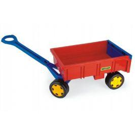Vozík/Vlečka dětská plast 9Wader nosnost 60kg 12m+