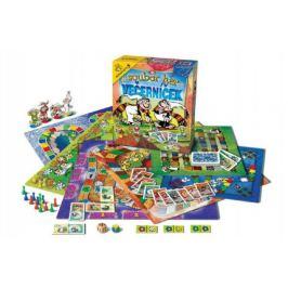 Soubor her Večerníček společenská hra v krabici 32x37x7cm