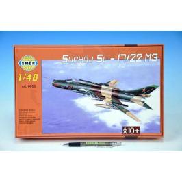 Model Suchoj SU - 17/22 M3 1:48 v krabici 35x22x5cm