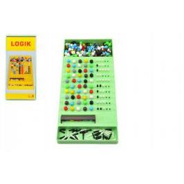 Logik hra hlavolam v krabici 14x29x3cm