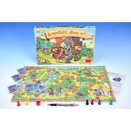 Loupežníci třeste se! hra v krabici 33,5x23x3,5cm