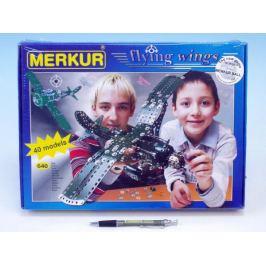 MERKUR Flying wings modelů 6v krabici 36x27x5cm