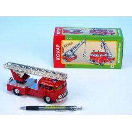 Mercedes Kovap 33Auto hasiči kov 17cm 1:v krabičce
