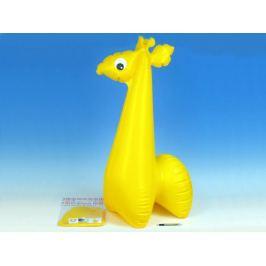 Teddies Fatra 47979 Žirafa nafukovací 65x100cm 24m+