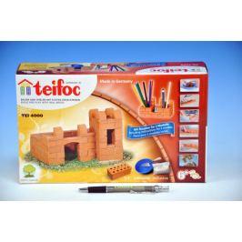 Teifoc Stavebnice Pevnost Margarita v krabici 29x18x8cm
