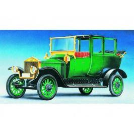 Teddies Olditimer Rolls Royce Silver Ghos 1911 Model 1:32 15,2x5,6cm v krabici 25x14,5x4,5cm