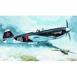 Směr Model letadlo Jakovlev Jak 3 stavebnice letadla 1:72