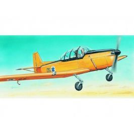 Model Fokker S 11 Instructor 20,2x27,2cm v krabici 31x13,5x3,5cm