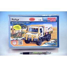 Monti 17 Rally Merced Stavebnice 1:v krabici 22x15x6cm