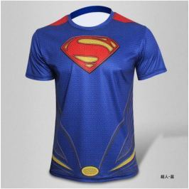 Sportovní tričko - Superman - Velikost L