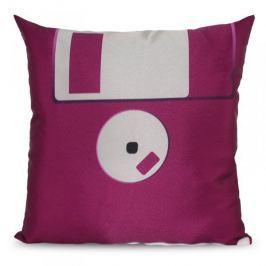 Polštář disketa - fialová