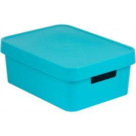CURVER INFINITY Úložný box 11L - modrý