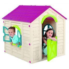 Keter RANCHO PLAYHOUSE 41229 Dětský hrací domek - béžový