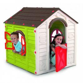 Keter RANCHO PLAYHOUSE 38846 Dětský hrací domek - zelený