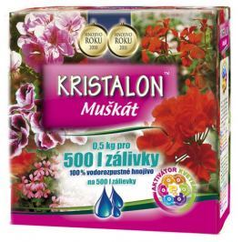 Agro Kristalon MuškátHnojivo 0.5 kg