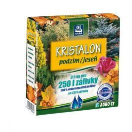 Agro Kristalon Podzim Hnojivo 0.5 kg