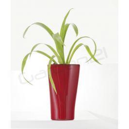 G21 Trio mini Samozavlažovací květináč červený 26cm