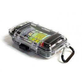 Peli i1015 Pouzdro (iPhone) pro telefony, černé, odolné/vodotěsné