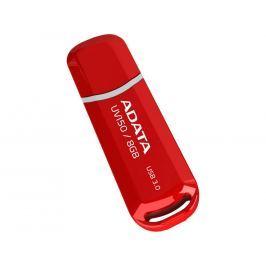 Adata USB 3.0 Dash Drive UV150 Flashdisk 32GB červený (R: 90MB/s, W: 20MB/s)