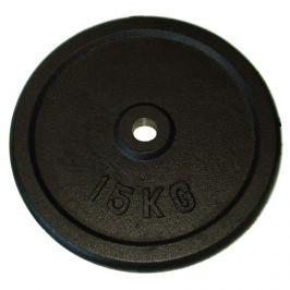 CorbySport 4742 Litinový kotouč (závaží) na činky 15kg - 25 mm