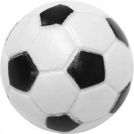Sada 5 ks černobílých fotbálkových míčků - 31mm