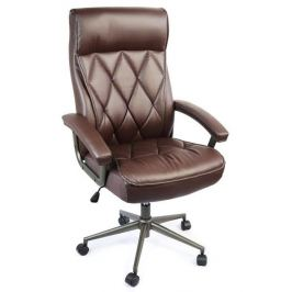 Kancelářská židle Georgie - hnědá