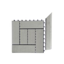 G21 Incana 27712 Přechodová lišta pro WPC dlaždice 38,5x7,5 cm rohová (pravá)