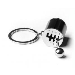 Klíčenka – řadící páka