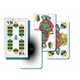 Mariáš dvouhlavý společenská hra karty v papírové  krabičce