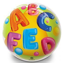 Mondo Potištěný míč s abecedou - 230 mm