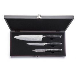 G21 Sada nožů Gourmet Damascus small box - 3 ks
