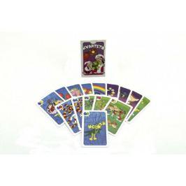Pojď s námi do pohádky Kvarteto společenská hra - karty
