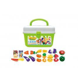 G21 Hračka ovoce a zelenina v kufříku