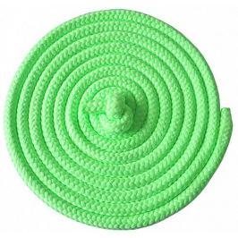 Gymnastické švihadlo - 3 m, zelené