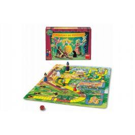 Z pohádky do pohádky retro edice společenská hra v krabici 33x23x3,5cm