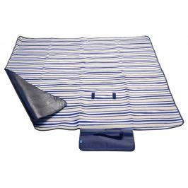 Cattara FLEECE Pikniková deka 150x135cm modrá