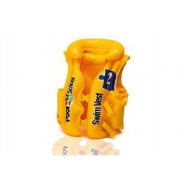 Vesta nafukovací žlutá 3 komory od 3-6 let