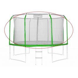 Marimex Sada krytu pružin a rukávů na trampolínu - zelená