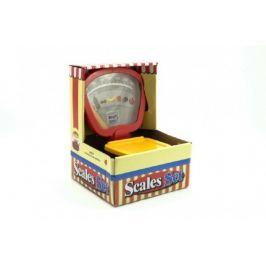 Teddies 59472 Váha kuchyňská mechnická plast asst 2 barvy v krabici 17x23cm