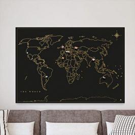 Magnetická mapa