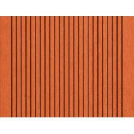 G21 Terasové prkno - 14 x 300 cm, třešeň
