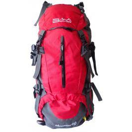 Batoh pro horskou turistiku 60 l - červený