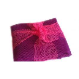 Sáčkovka taška nákupní - fialová