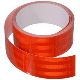 Samolepící reflexní červená páska - 5 m
